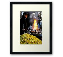 """""""Cooked to Perfection"""" Framed Print"""