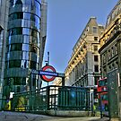 """Iconic London"" by Bradley Shawn  Rabon"