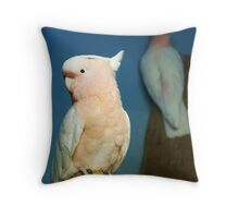Dont turn your back on me!!!!! Throw Pillow