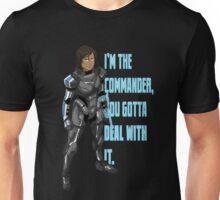 Commander Korra Unisex T-Shirt