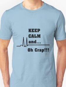 Funny Nurse Cardiac Rhythm  T-Shirt
