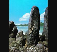 a sprawling Nauru landscape Unisex T-Shirt