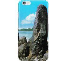 a sprawling Nauru landscape iPhone Case/Skin