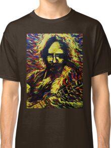 Fire Jerry - Design 1 Classic T-Shirt