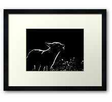 The Howling Framed Print