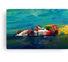 SIMPLY THE BEST Canvas Print