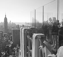 Top Of The Rock by djskinnylatte