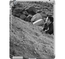 A Challenging Climb iPad Case/Skin