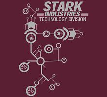 STARK INDUSTRIES TECHNOLOGY DIVISION Unisex T-Shirt