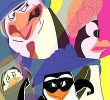 PoM- Penguin Patrol by DarkwingSnark