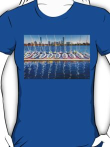 Do Sailboats Doodle? T-Shirt
