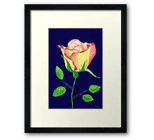 Love in Bloom Framed Print