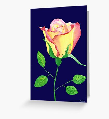 Love in Bloom Greeting Card