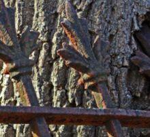 Tree & Fence, Inc. Sticker