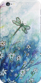 Daisies iPhone Case by Linda Callaghan
