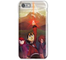 A Petty Nuzlockie Challenge HeartGold 4th Anniversary iPhone Case/Skin
