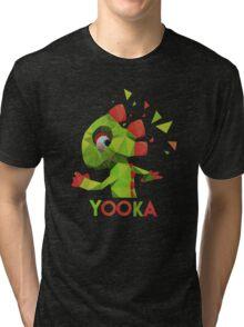 Yooka-Laylee Tri-blend T-Shirt