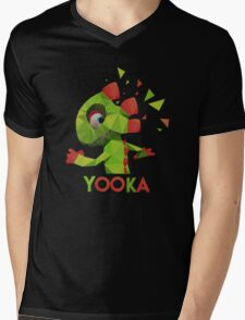 Yooka-Laylee Mens V-Neck T-Shirt