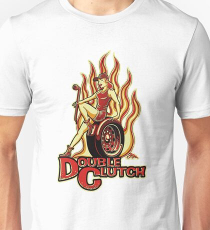 Double Clutch Pinup Unisex T-Shirt