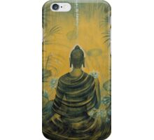 Buddha. Presence iPhone Case/Skin