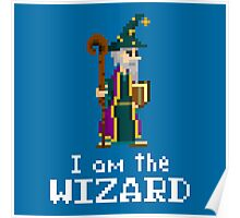 I am the Wizard Poster