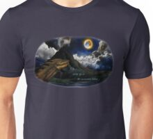 Smaug and the Lonely Mountain Unisex T-Shirt