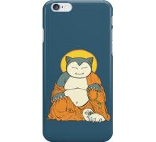 Hotei Snorlax iPhone Case/Skin