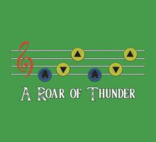 Song of Storms - A Roar of Thunder by pattehkun