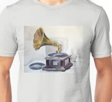 Old Gramophone  T-Shirt
