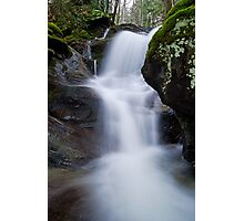 A Small Falls - Up Close Photographic Print