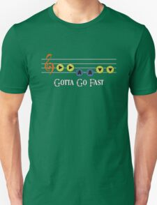 Song of Double Time - Gotta Go Fast T-Shirt