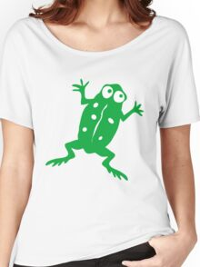 Frog Women's Relaxed Fit T-Shirt
