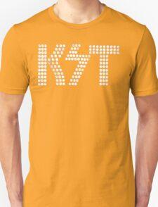 KST Black and White T-Shirt