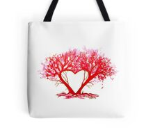 Heart of a Tree Tote Bag