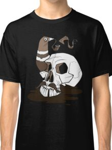 Colonel Pigeonpipe's Skull Classic T-Shirt