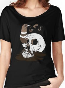 Colonel Pigeonpipe's Skull Women's Relaxed Fit T-Shirt