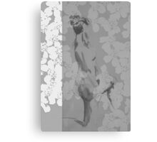 Shaylee's Lady  Canvas Print