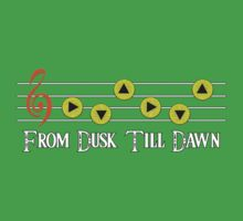 Sun's Song - From Dusk Till Dawn by pattehkun