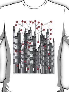 A Tree Grows Across Manhattan T-Shirt