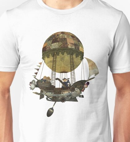 A tour in the Clouds Unisex T-Shirt