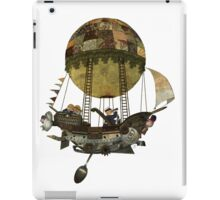 A tour in the Clouds iPad Case/Skin