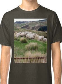 an exciting New Zealand landscape Classic T-Shirt