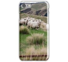an exciting New Zealand landscape iPhone Case/Skin