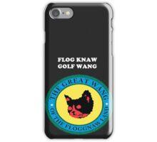 Flog Knaw/Golf Wang iPhone Case/Skin