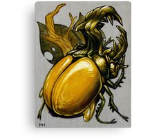 Hercules Beetle Canvas Print