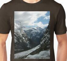 an unbelievable New Zealand landscape Unisex T-Shirt