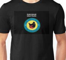 Flog Knaw/Golf Wang-Black Unisex T-Shirt