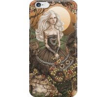 Carlotta iPhone Case/Skin