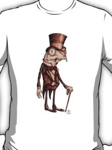 'Pretentious Frog' T-Shirt