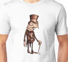 'Pretentious Frog' Unisex T-Shirt
